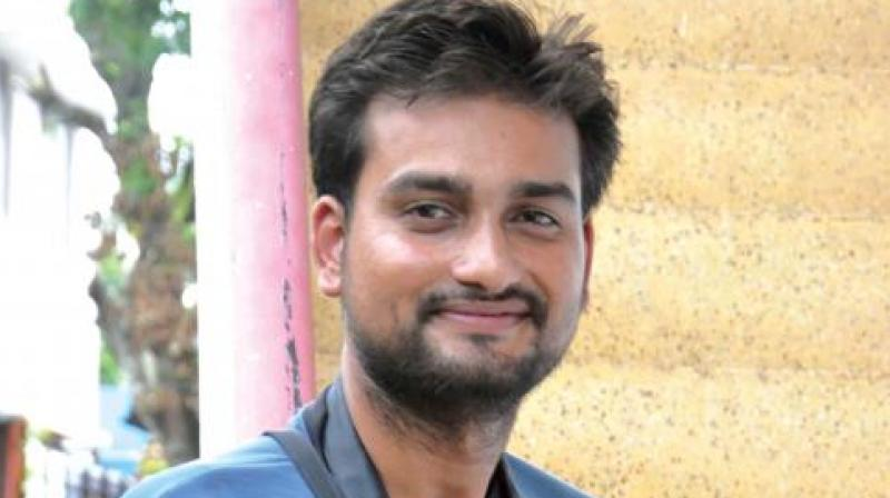 Ansh Mishra (Photo- Sunoj Ninan Mathew)