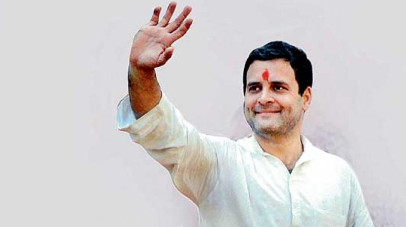 Congress vice-president Rahul Gandhi (Photo: PTI)