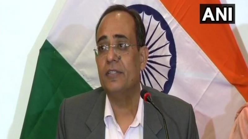 Jammu and Kashmir Principal Secretary Rohit Kansal also said that 73,000 landlines out of total 96 thousand in Jammu and Kashmir and Ladakh are functional. (Photo: ANI)