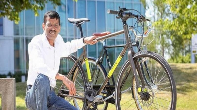 Hero Cycles, the world's biggest bicycle manufacturer by volume, is following fellow Indian companies by buying up much loved British manufacturing power brands such as Royal Enfield and Jaguar Land Rover. (Photo: ANI)