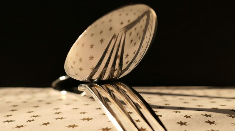 She can hold 10 spoons on her body at once (Photo: Pixabay)