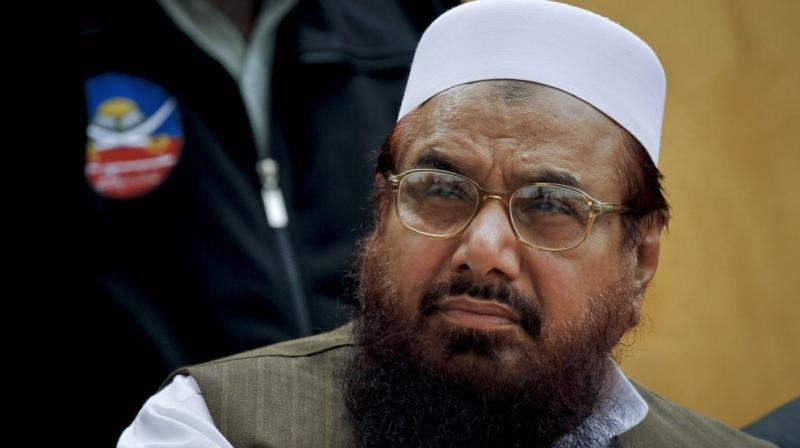In a setback to Saeed's political ambition, the US on Tuesday designated the MML as a terrorist organisation, making it difficult for it to get registered with Pakistan's election commission. (Photo: File)