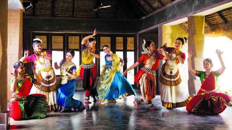 The dancers will represent the four deities-Ardhnarishwar, Ganpati, Devi and Radha Krishna