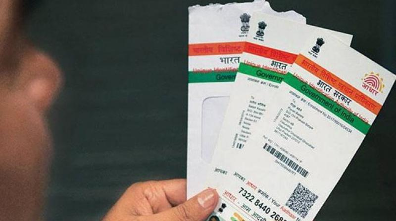 In the name of Aadhaar you can be denied work, education, skills training, midday meals in school, loans for farmers, bank accounts, and be cut off from all kinds of welfare schemes, including nourishment for children and pregnant women. (Photo: PTI/File)