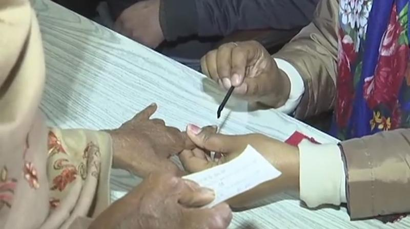 Polling for the sixth, seventh and the eighth phase will be held on April 22, April 26 and April 29, respectively. (Representational Photo: ANI)