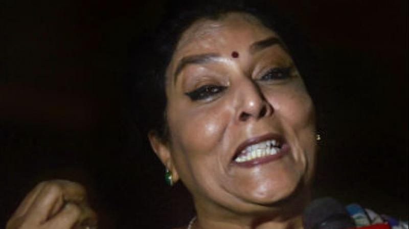 On a lighter note, Chowdhury said her laughter had always been spontaneous but now, she had become conscious about it.  (Photo: PTI)