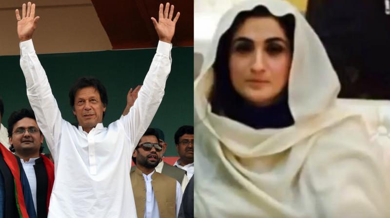 Imran Khan and Reham Khan (Photo: AFP / Screengrab)