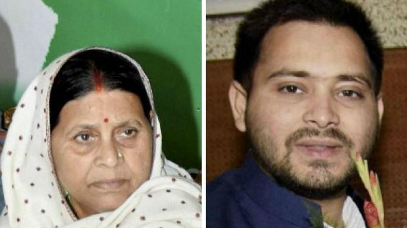 Oposition parties in Bihar including the Congress and Hindustani Awam Morcha accused the ruling NDA of using the central agencies to harass Lalu Yadav's family. (Photo: File)