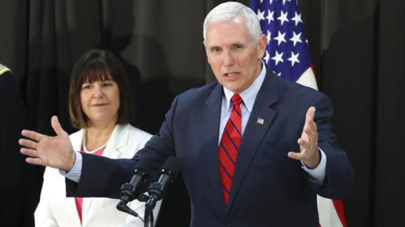US Vice President Mike Pence (Photo: AP)