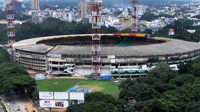 Karnataka checks out stadia to host quarantine wards