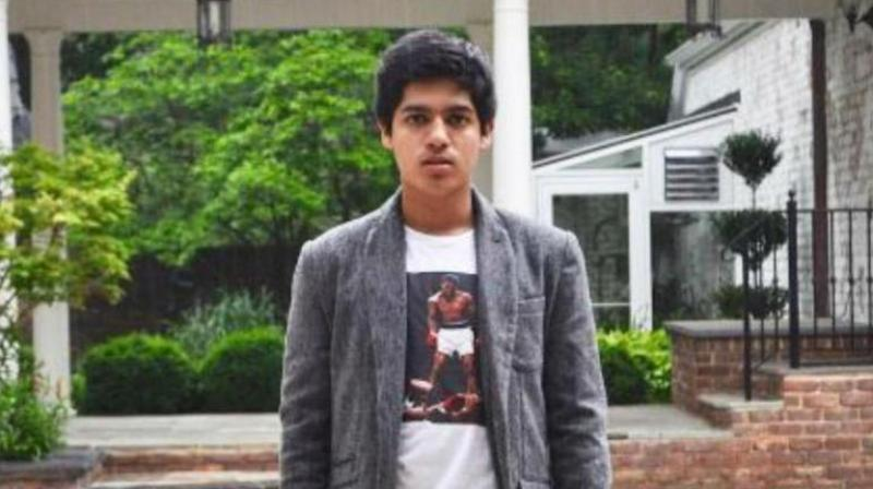 The 18-year-old Bangladeshi-American Muslim said as an ally of the black community, he felt it was his duty to make a statement and speak up against the injustices he witnesses. (Photo: Twitter)