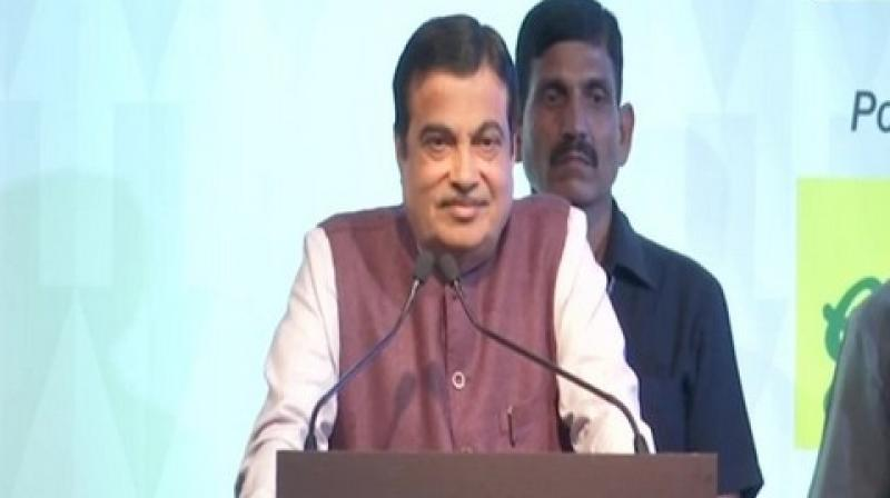 When asked about the prospects of government formation in Maharashtra Gadkari said that anything can happen as he drew parallels with cricket and politics. (Photo: File)