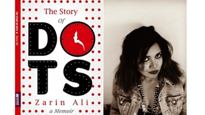 'The story of Dots' by Zarin Ali is all set to produce refreshing stories for readers