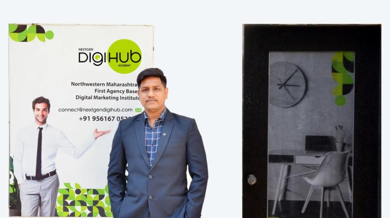Hailing from a small town, Tushar learned the knacks of Digital Marketing and realized how big the term is going to expand in the coming years.