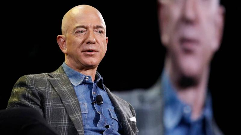 Bezos will become executive chair at Amazon and focus on new products and initiatives. (Photo: AP)