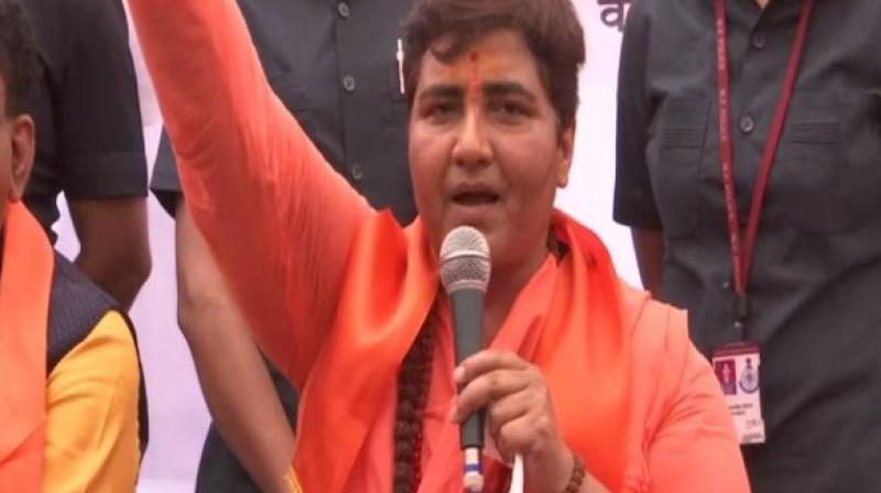 BJP MP Pragya Thakur (Photo: ANI)