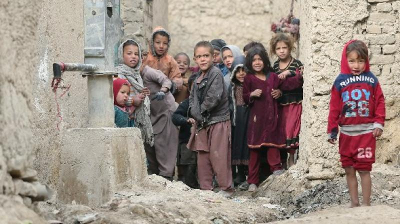 Earlier this month, UN Secretary-General Antonio Guterres warned that the possibility of a complete economic collapse in Afghanistan was 'serious'. (Representational image: ANI)