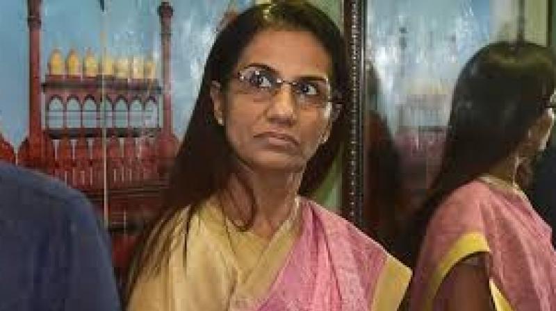 Chanda Kochhar (PTI file photo)