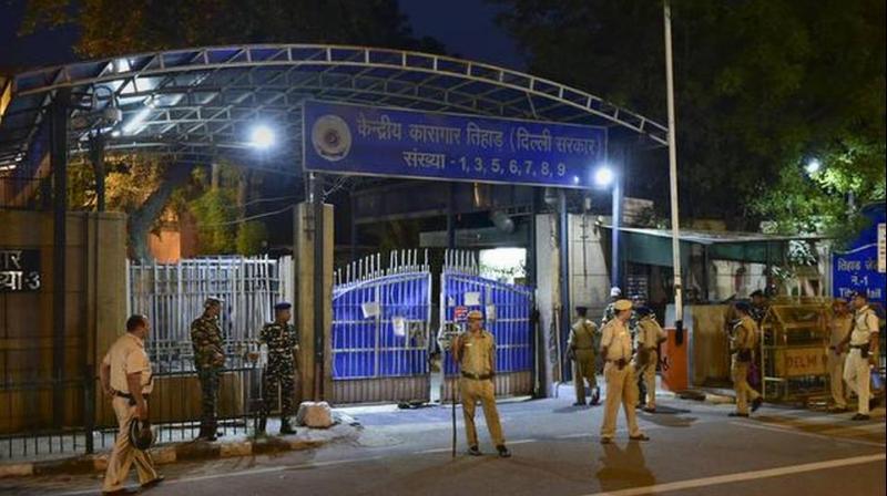 Sandeep Goyal, director-general of prisons, said