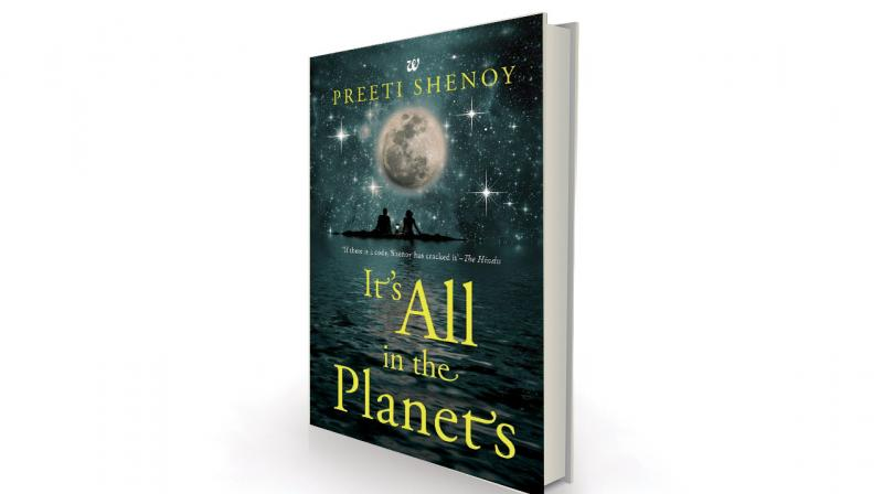 It's All in the Planets by Preeti Shenoy Westland, Rs 225
