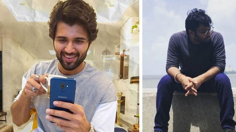 Vijay Devarakonda and Sandeep Reddy Vanga.