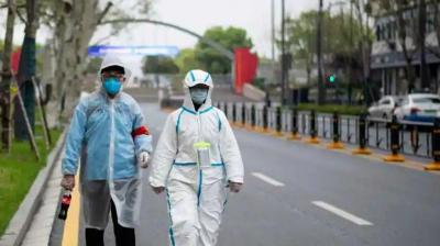 Third Chinese city placed under COVID lockdown