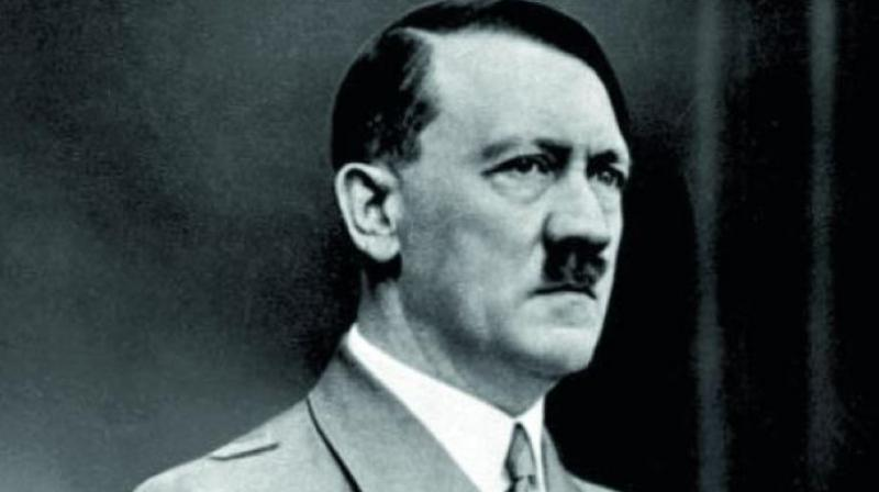 Nazi leader Adolf Hitler. (Photo: AFP)