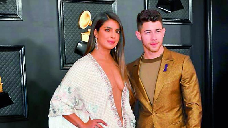 The same is the case with celebrities, for instance Priyanka Chopra wore a deep plunging neck dress for the Grammys this year and no one forced her to do so, as she chose to wear it.