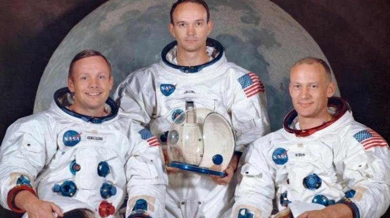 Apollo 11, 50: One step for man