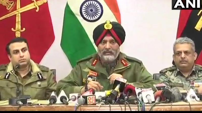 Dhillon said that they have leads on the type of explosives used but can't share the details as an investigation is underway. (Photo: ANI | Twitter)