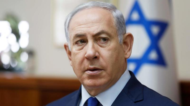 Israel's Prime Minister Benjamin Netanyahu. (Photo: AFP/File)