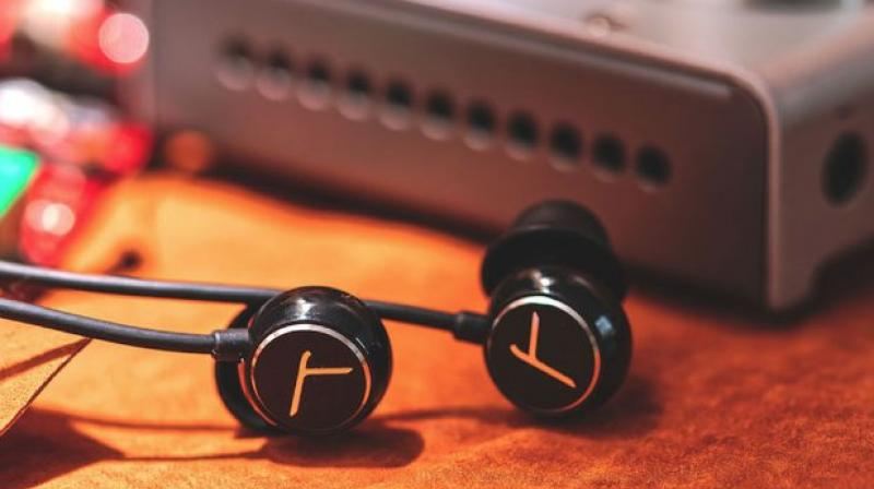 The housing of the Soul Byrd's drivers has been ergonomically designed to adapt to the shape of your ear.