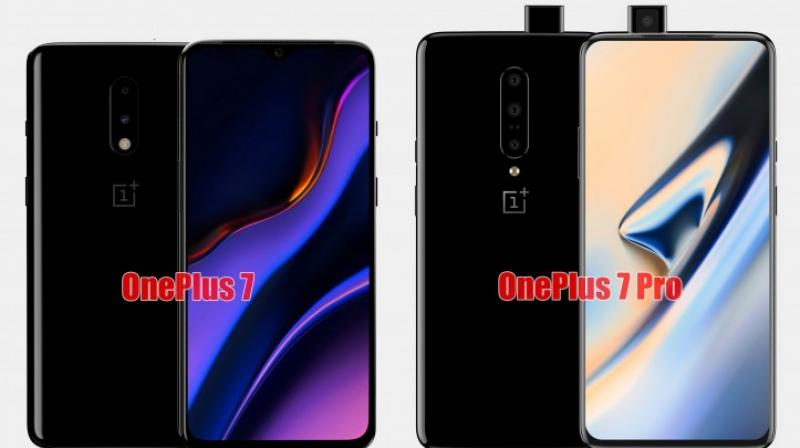 OnePlus is rumoured to announce the OnePlus 7, OnePlus 7 Pro and a 5G capable handset on May 14.