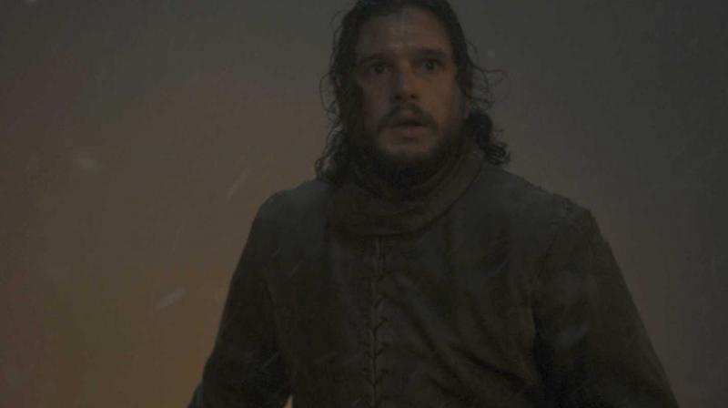Jon Snow from Game of Thrones. (Photo: HBO)