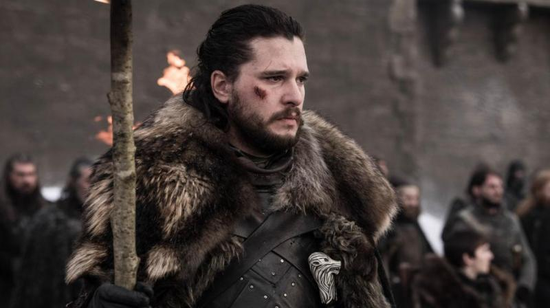 Kit Harington in 'Game of Thrones'. (Photo: HBO)