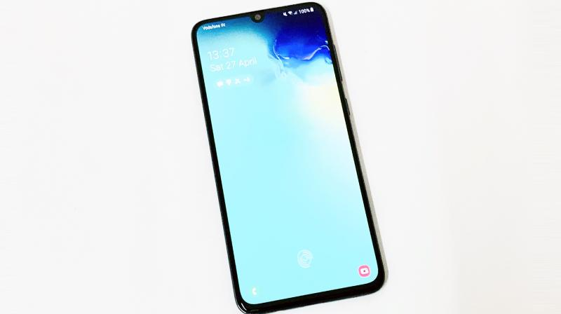 The Samsung Galaxy A70 is the top-end A-series handset that's been released in India and it boasts some pretty incredible specs that rivals are yet to match.