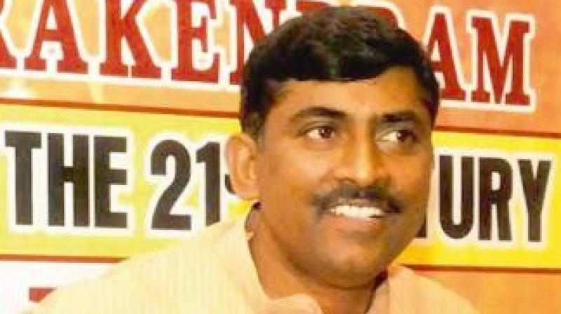 BJP general secretary Muralidhar Rao