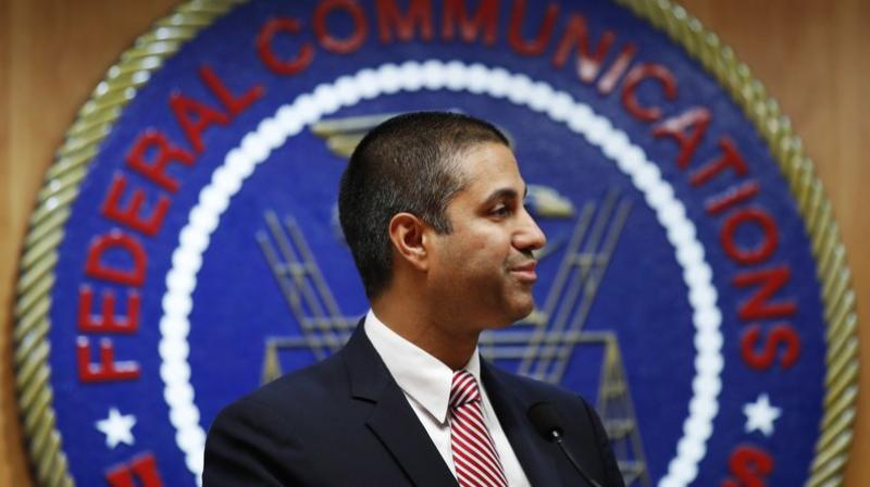 The arguments focused on how internet providers should be classified under law - either as information service providers as the Trump administration decided or as a public utility, which subjects companies to more rigorous regulations - and whether the FCC adhered to procedural rules in dismantling the Obama-era rules.  (AP Photo/Jacquelyn Martin, File)
