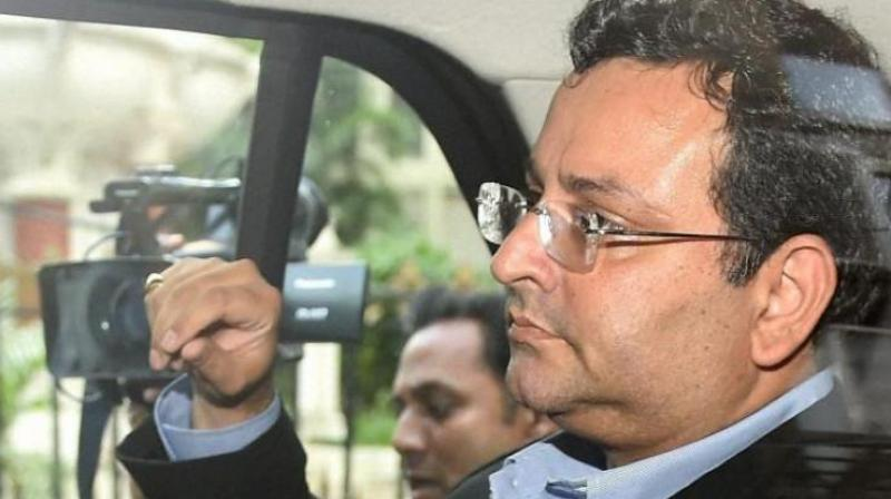 Mistry said his company, the diversified Shapoorji Pallonji group, would seek to appoint a member on the board of Tata Sons.