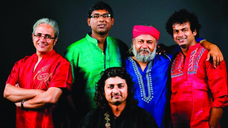 One of Indian Ocean's longstanding mantra is that they must play their songs live before they actually record their tracks.