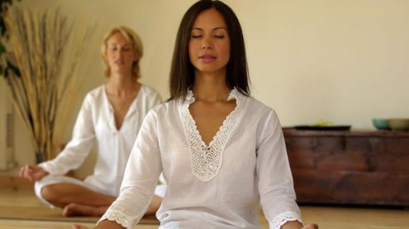 Taking a deep breath can keep stress under control