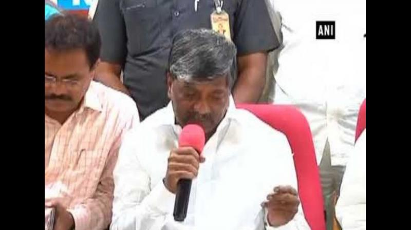 TRS leader T Padma Rao Goud to take charge as new Telangana Deputy