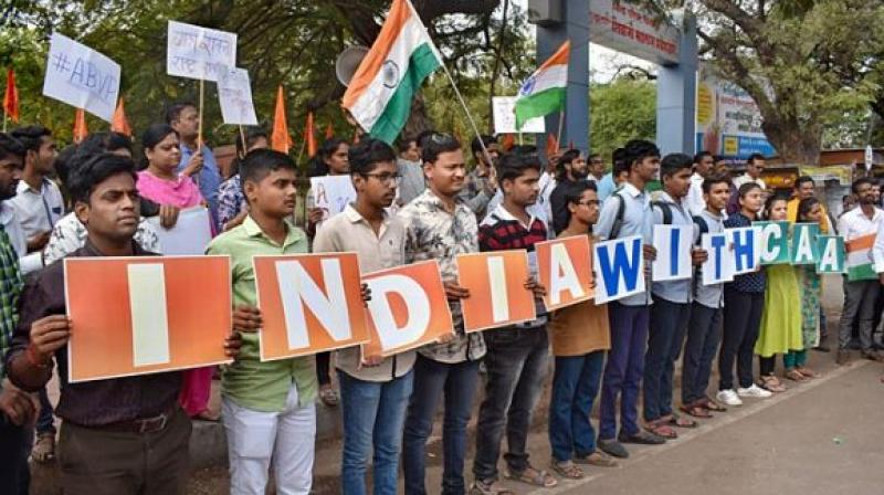In the statement, the signatories appealed to every section of the society 'to exercise restraint and refuse to fall into the trap of propaganda, communalism and anarchism'. (Photo: Representational)