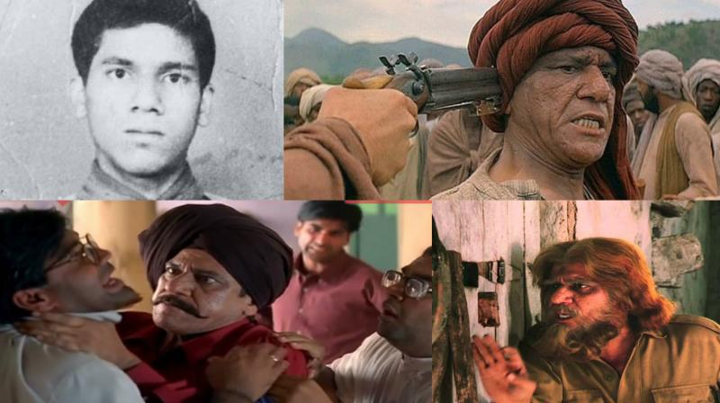 Om Puri breathed his last on Friday after suffering a cardiac arrest at his home. We trace his journey in the film industry through these pictures.