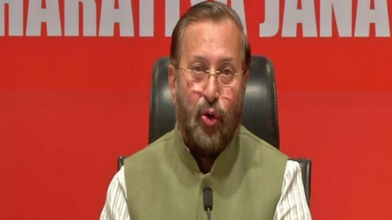 'India was 11th (largest) economy of the world. Now it is fifth and we are marching to be third,' Javadekar said.