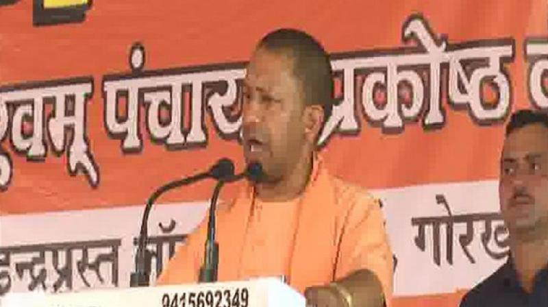 Chief Minister Yogi Adityanath has called for peace ahead of the Supreme Court's historic verdict in the decades-old Ayodhya case on Saturday and said that the judgement should not be seen as anybody's victory or loss. (Photo: File)