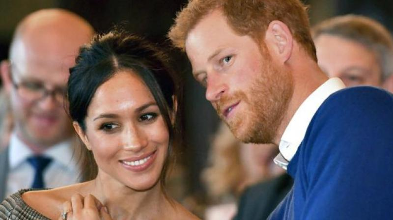 Meghan agreed to do get baptised before her wedding to Harry out of respect for the Queen, who is the head of the Church of England.(Photo: DC File)