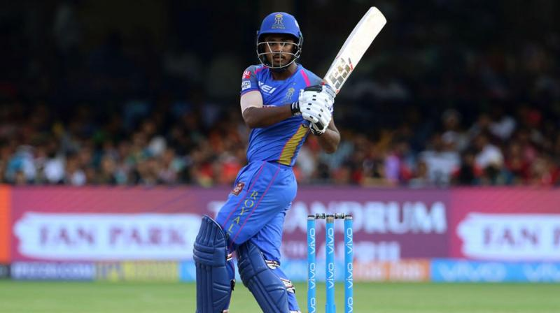 Sanju Samson's knock proved to be the difference between both the sides.  (Photo: BCCI)