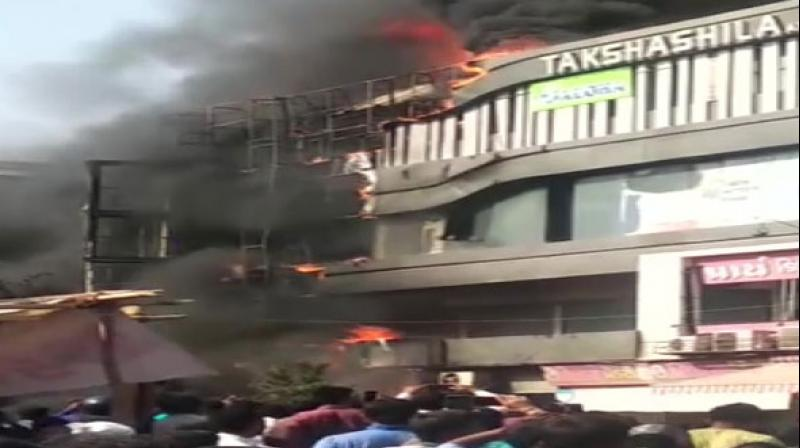 The probe also found that the structure where the coaching class was operated was prone to fire incidents. (Photo: File)