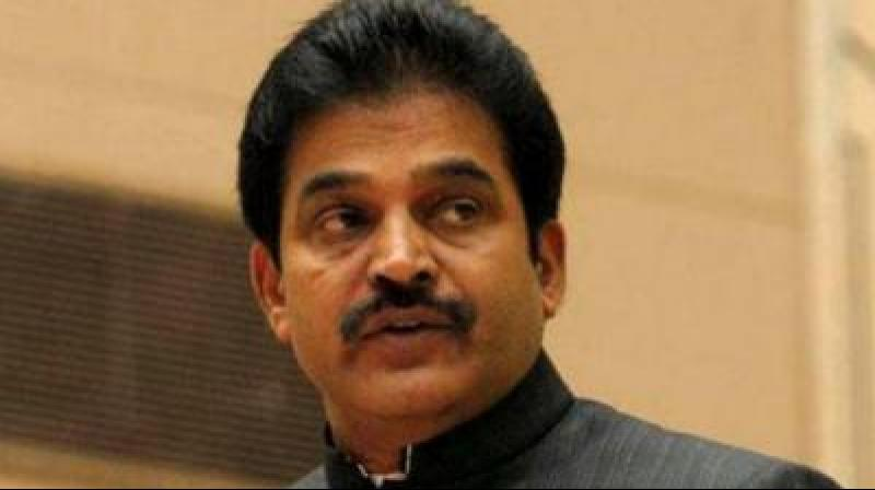All India Congress Committee (AICC) general secretary KC Venugopal (Photo: DC File)